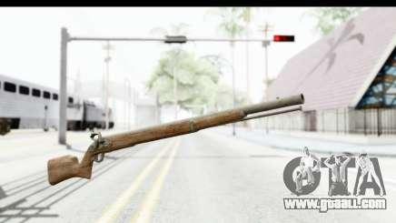 GTA 5 Musket for GTA San Andreas