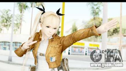 DoA 5: LR - Marie Rose (A.O.T DLC) for GTA San Andreas
