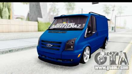 Ford Transit Air for GTA San Andreas