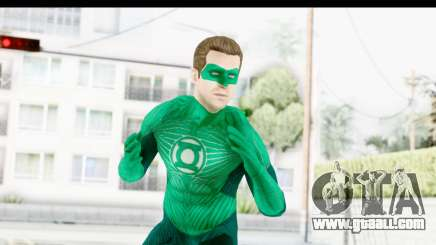 Green Lantern The Movie - Hal Jordan for GTA San Andreas
