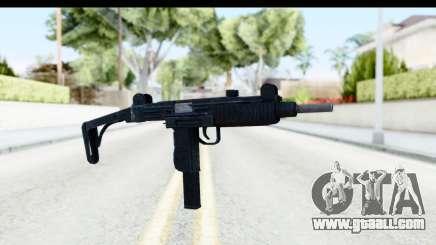 UZI for GTA San Andreas