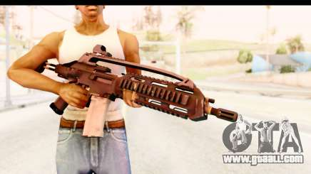 SCAR-LK for GTA San Andreas