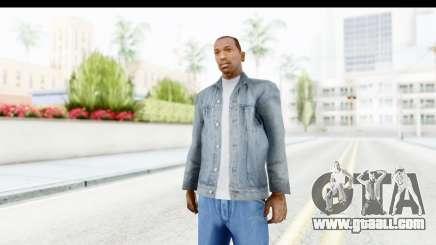 PABLO Denim Jacket for GTA San Andreas