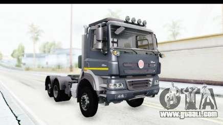 Tatra Phoenix 6x2 Agro Truck v1.0 for GTA San Andreas