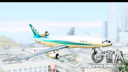 Lockheed L-1011-100 TriStar All Nippon Airways for GTA San Andreas