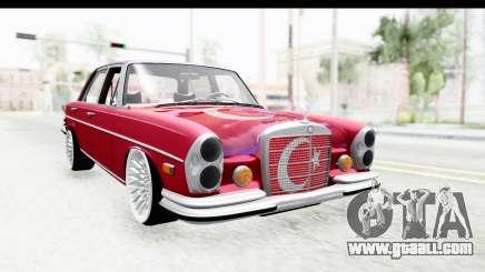 Mercedes-Benz 300SEL for GTA San Andreas