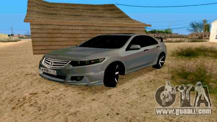 Honda Accord Type 2008 for GTA San Andreas