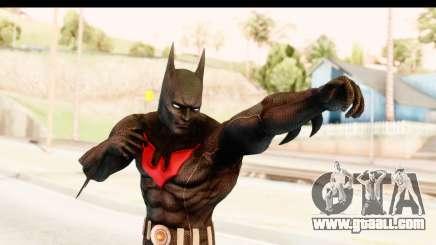 Batman Arkham City Batman Beyond for GTA San Andreas