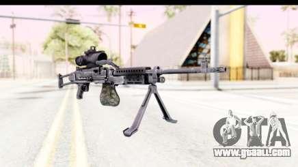M240 FSK for GTA San Andreas