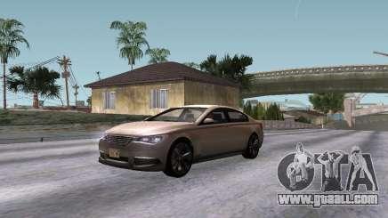 GTA 5 Ubermacht Oracle II for GTA San Andreas
