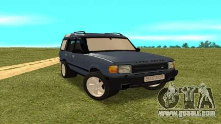 Land Rover Discovery 2B for GTA San Andreas