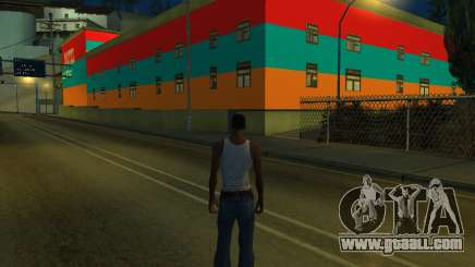 Armenian Jeferson for GTA San Andreas