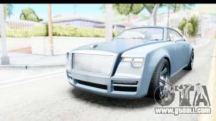 GTA 5 Enus Windsor Drop IVF for GTA San Andreas