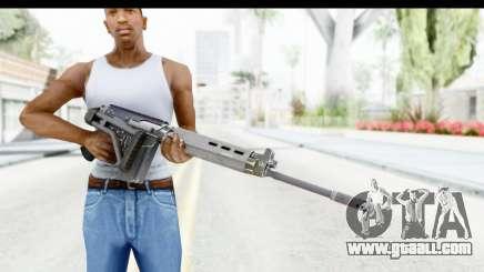 FN-FAL Folded for GTA San Andreas