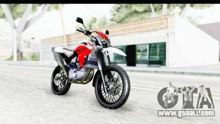 Yamaha XT 660R for GTA San Andreas