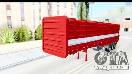 Trailer Cargo for GTA San Andreas
