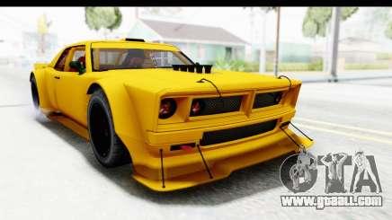 GTA 5 Declasse Drift Tampa for GTA San Andreas