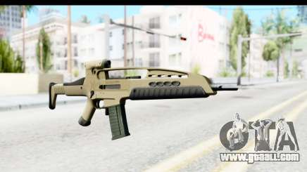 H&K XM8 for GTA San Andreas