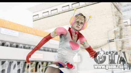 Silent Hill 3 - Heather Princess Heart for GTA San Andreas