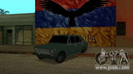 VAZ 2101 Armenian for GTA San Andreas