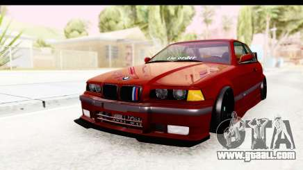 BMW M3 E36 Spermatozoid Edition for GTA San Andreas