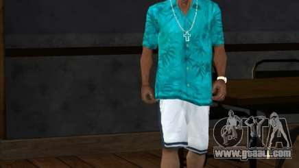 Shirt Tommy for GTA San Andreas
