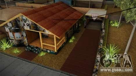 Big Smoke New Home for GTA San Andreas third screenshot