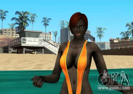 Lisa Does Rio for GTA San Andreas