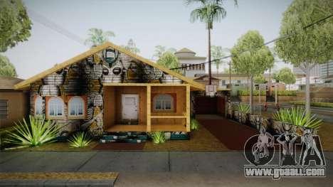 Big Smoke New Home for GTA San Andreas