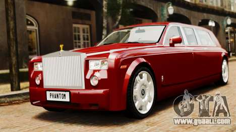 Rolls-Royce Phantom LWB V2.0 for GTA 4