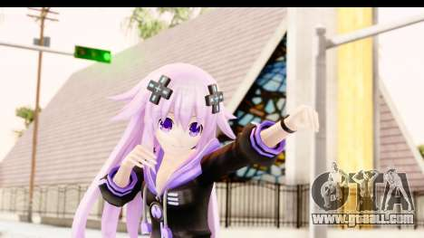 Adult Neptune for GTA San Andreas