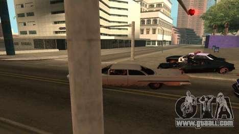 Cheetah Mod v1.1 for GTA San Andreas third screenshot