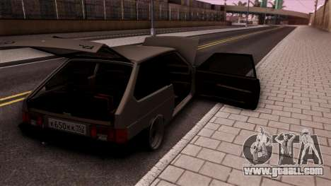 VAZ 2108 for GTA San Andreas upper view