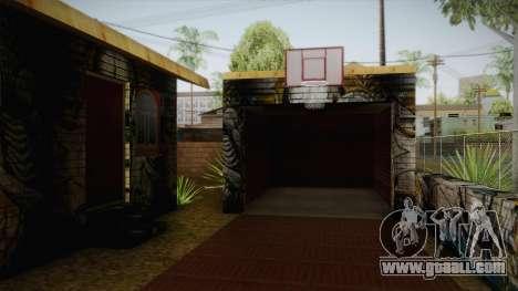 Big Smoke New Home for GTA San Andreas second screenshot