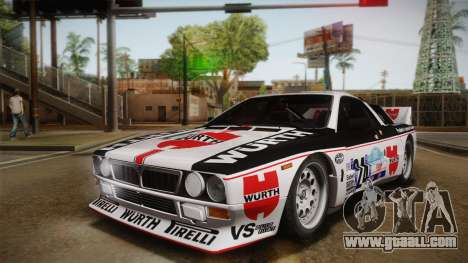 Lancia Rally 037 Stradale (SE037) 1982 IVF Dirt3 for GTA San Andreas left view