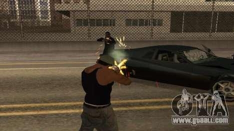 Cheetah Mod v1.1 for GTA San Andreas sixth screenshot