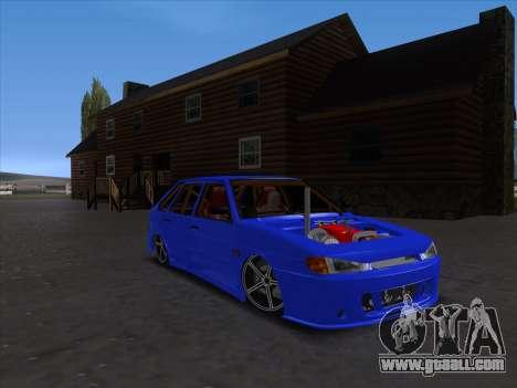 VAZ 2114 Sport for GTA San Andreas