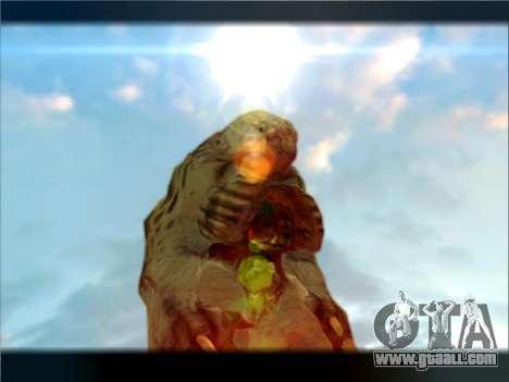 Berzerker from DOOM 3 for GTA San Andreas second screenshot