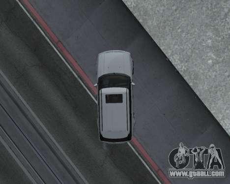 Range Rover Armenian for GTA San Andreas right view