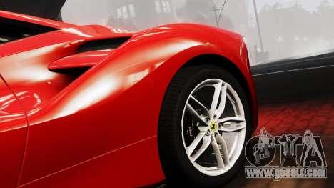 Ferrari 488 GTB 2016 for GTA 4 right view