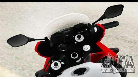 Honda CBR650F for GTA San Andreas right view