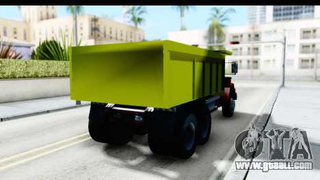 Desoto AS 950 for GTA San Andreas back left view