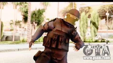 CS:GO - GIGN for GTA San Andreas