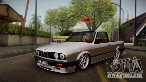 BMW M3 E30 1991 v2 for GTA San Andreas