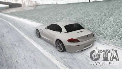 BMW Z4 for GTA San Andreas right view