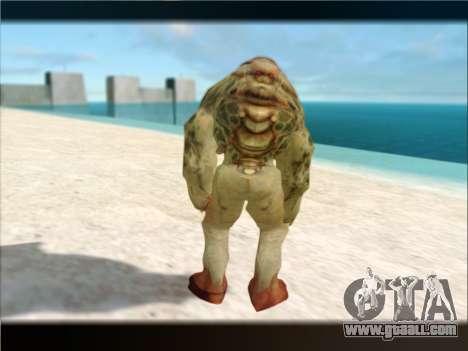 Berzerker from DOOM 3 for GTA San Andreas forth screenshot