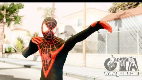 Marvel Heroes - Miles Morales for GTA San Andreas