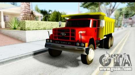 Desoto AS 950 for GTA San Andreas