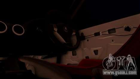 Nissan Silvia S15 for GTA San Andreas bottom view
