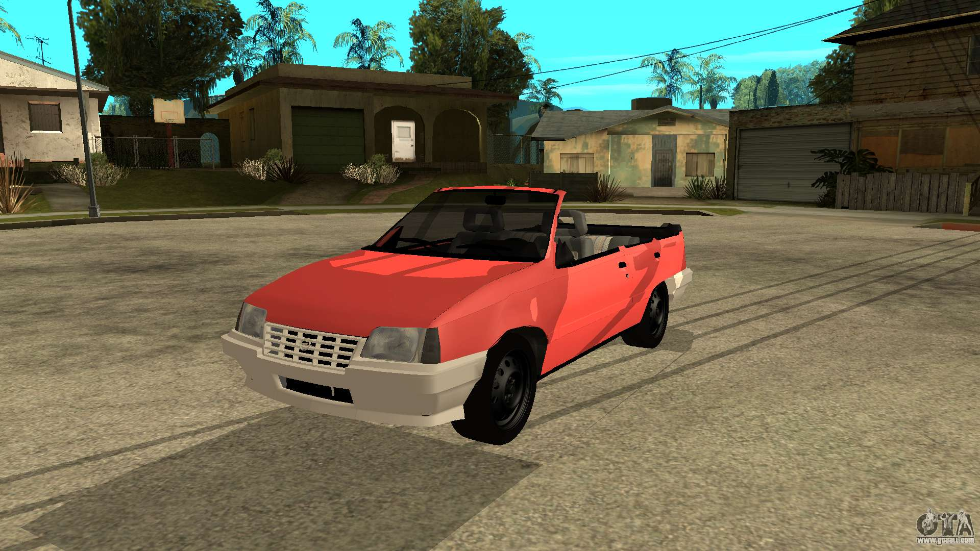 Cars For Replacement Voodoo For Gta San Andreas